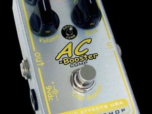 Xotic AC Booster-Comp