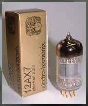 Electro-Harmonix 12AX7 Gold