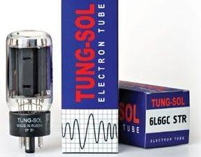 Tung-Sol 6L6GC STR