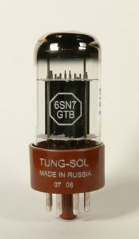 Tung-Sol 6SN7GT